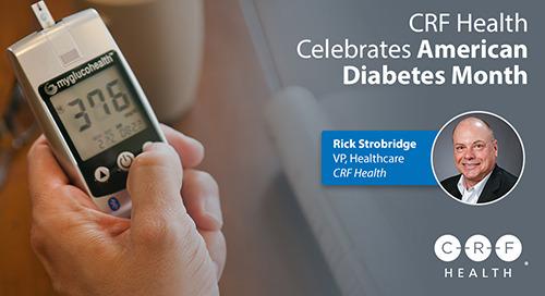 CRF Health Celebrates American Diabetes Month