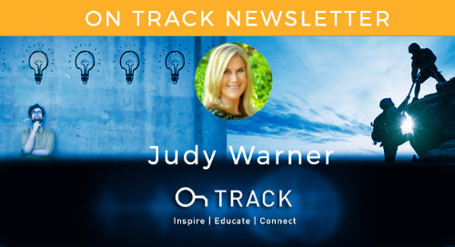 On Track Newsletter 2017年11月