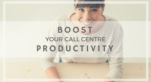 Boost Call Centre Productivity [Infographic]