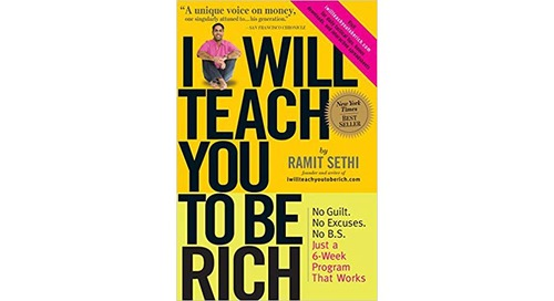 I Will Teach You To Be Rich by Ramit Sethi