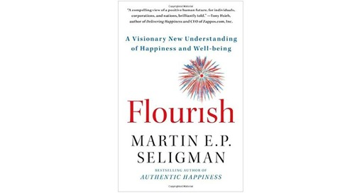 Flourish: A Visionary New Understanding of Happiness and Well-being by Martin Seligman