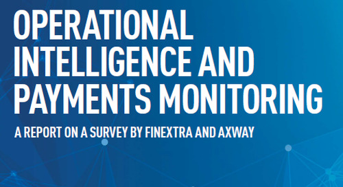 Finextra report: A snapshot of banks' payments priorities and challenges