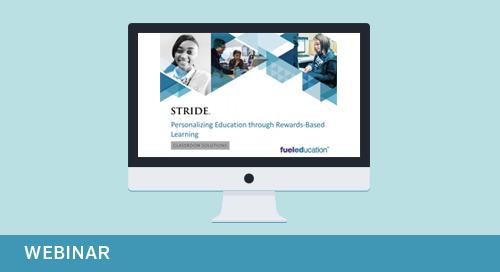 Webinar: Personalizing Education through Rewards-Based Learning