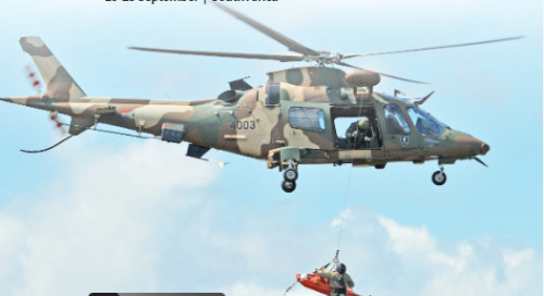 Africa Aerospace & Defence 2018 Official Show Dailies