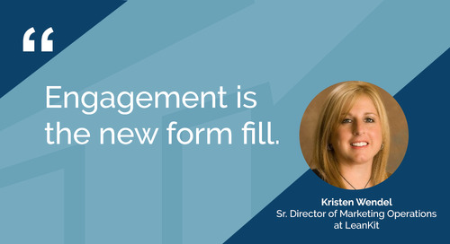 Engagement is the New Form Fill: How to Measure Account-Based Marketing
