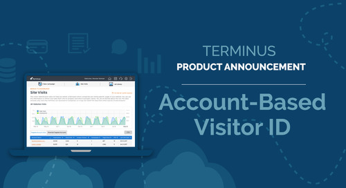 Terminus Product Update: Measure Account Website Engagement with Visitor ID