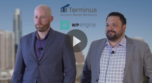 ABM Case Study: WP Engine Generated 28% More Opps with Terminus