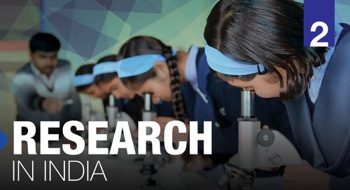 State of research in India
