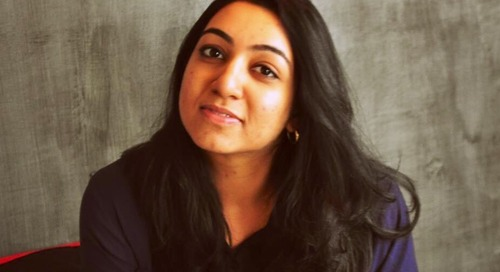 Standing Up Against the Haww Factor: Reema Ahmad