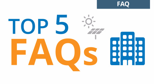 Top 5 FAQs businesses want to know about solar