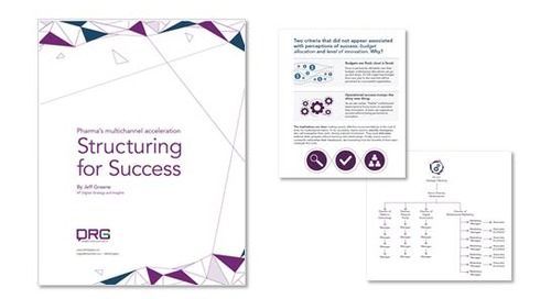 Structuring for Success: Pharma's Multichannel Acceleration
