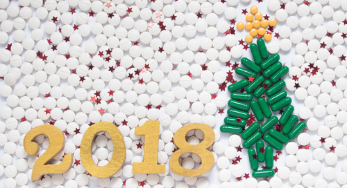 A pharma Listmas Carol: 8 pharmaceutical industry trends for 2018