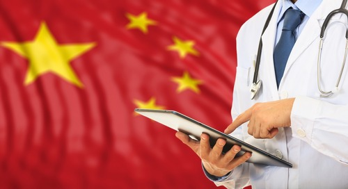 Voice search is big with doctors in China, Taking the Pulse data reveal