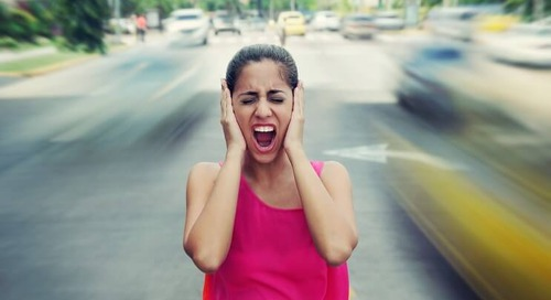 Why We Can't Escape Noise - and Why That's A Good Thing
