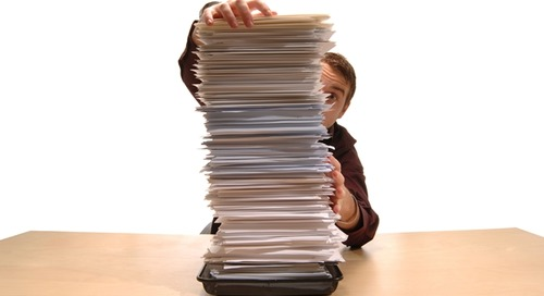 The Impact of Improved Documentation Productivity