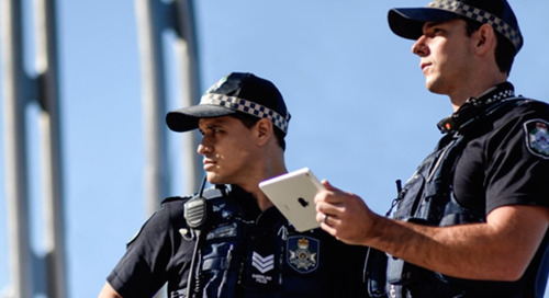 Queensland Police Services: iPads and MobileIron, A Modern Work Success Story
