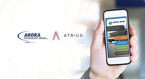 Arora Technology Group is Flying High, with the Atrius™ IoT Platform