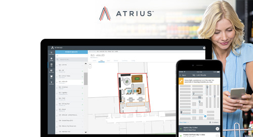 Deliver precise, cost-effective indoor positioning solutions with Atrius Navigator