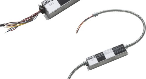 New! Constant Power Form Factors for In-fixture and Remote Mounting