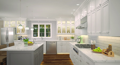 Ready for a Kitchen Remodel? Here are Less-Taxing Layered Lighting Options