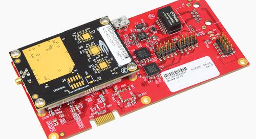 FreeWave Technologies introduces advanced embedded radio