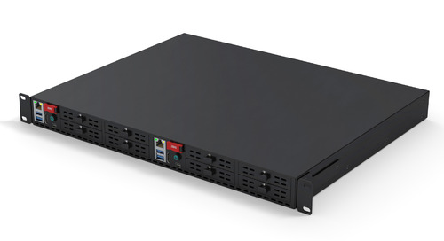 GMS develops multi-domain server/switch/router and mobile battlefield data center