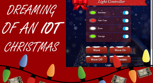 Control your Christmas lights with an Arduino relay board and a mobile phone