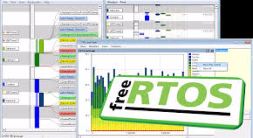 Percepio Tracealyzer to support Amazon FreeRTOS