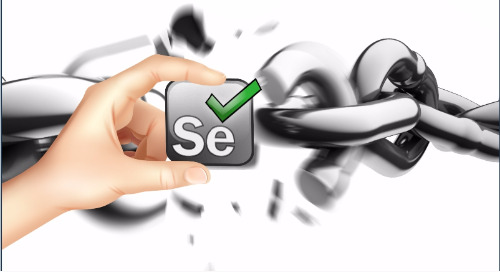 Breaking changes in Selenium and how we handled them