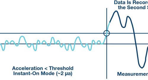 Choosing the most suitable MEMS accelerometer for your application, part 2