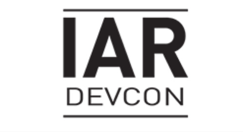 IAR DevCon Series kicks off in San Jose