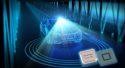 Renesas Electronics Delivers R-Car V3H System-On-Chip for Automotive Front Cameras in Level 3 and Level 4 Autonomous Vehicles