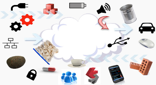The cloud – or, rather, the clouds