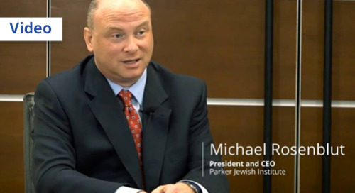 Parker Jewish Institute Saves 6-Figures in Labor Costs