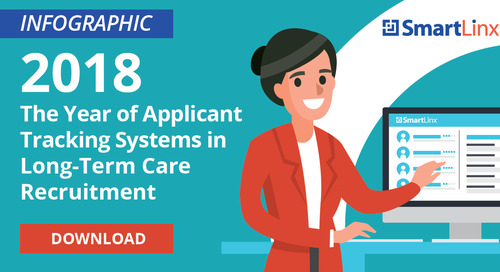 [Infographic] 2018: The Year of Applicant Tracking in Long-Term Care