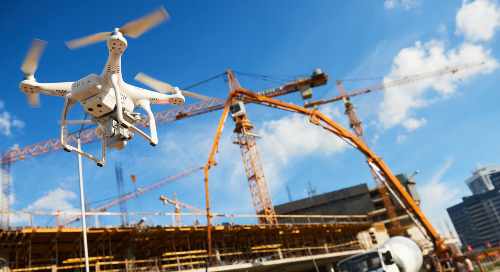 Are Drones Really the Future of Construction? Yes.