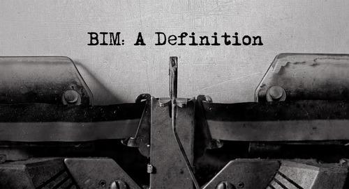 BIM: A Definition