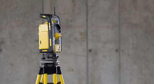 Using Robotic Total Stations to drive down the cost of construction
