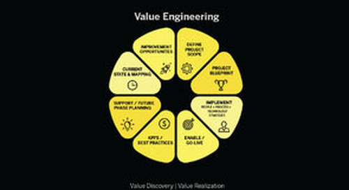 What Is Value Engineering In Cost Estimating?