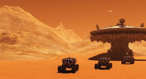 SpaceX to Mars City: How to Build on Mars