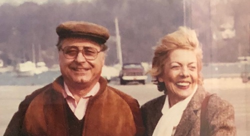 What my parents' deaths taught me about end-of-life care in America