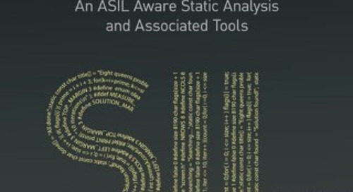 """""""Freedom From Memory Interference An ASIL Aware Static Analysis and Associated Tools"""""""