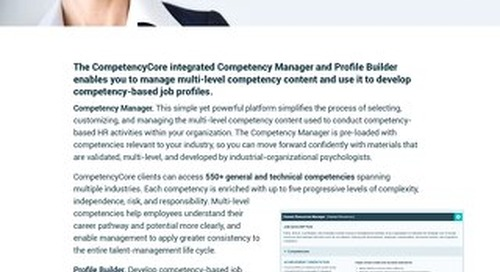 Software: CompetencyCore / Competency-Manager (SaaS)