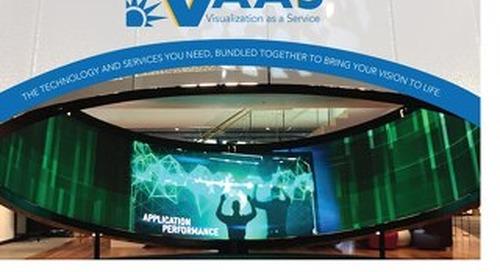 Visualization as a Service (VaaS)