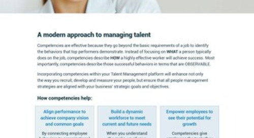 Align Competency Package