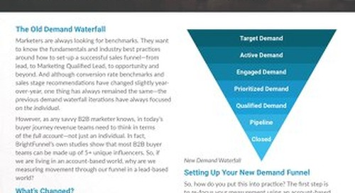 How to Implement and Measure the New Demand Waterfall