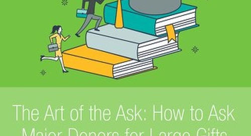 The Art of the Ask: Asking for Gifts to Your College or University