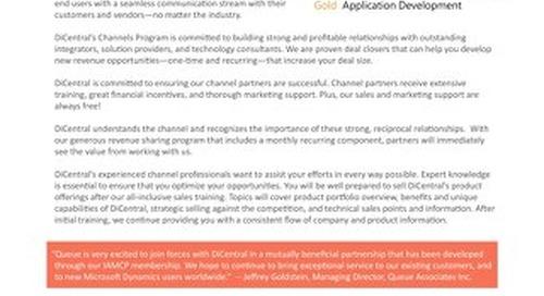 Channels Microsoft Brochure