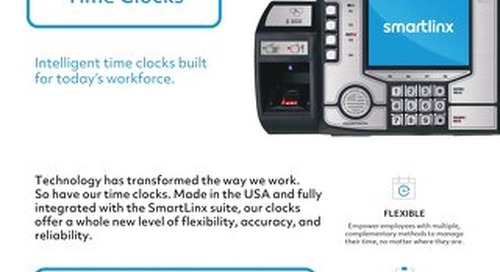 SmartLinx Time Clocks