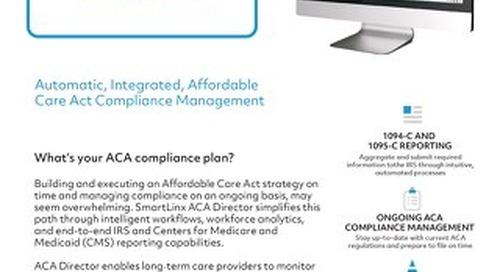 SmartLinx ACA Director (LTC)
